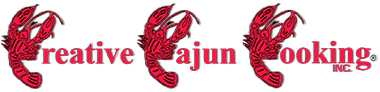 Creative Cajun Cooking logo