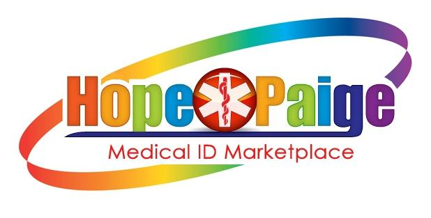 Hope Paige Medical ID Marketplace  logo
